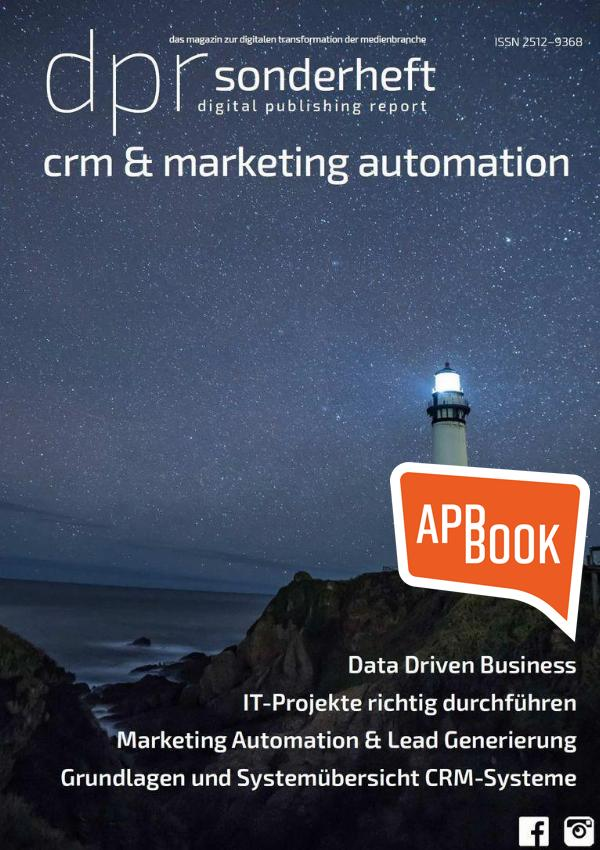 Appbook CRM + Marketing Automation