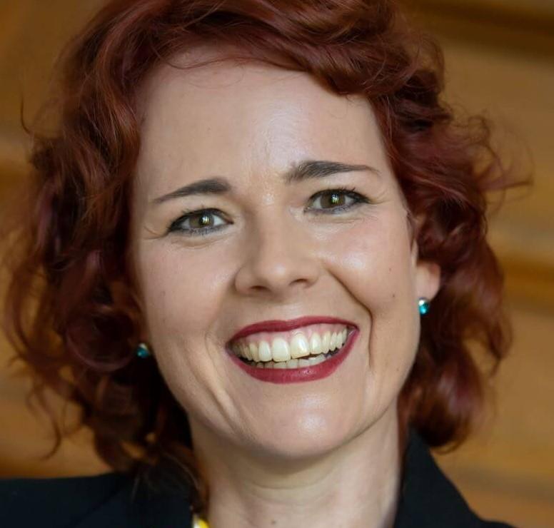 Portrait von Karen Christine Angermayer